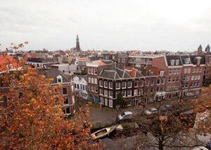 Jordaan Canal Apartment Amsterdam
